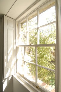 Sash window restoration Northumberland
